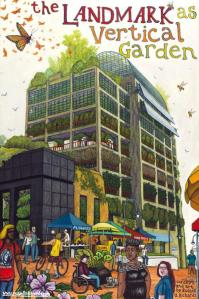vert garden